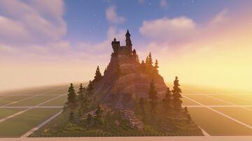 Branland Castle Minecraft Map & Project