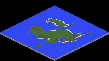 Arara Bad Dragon - Ilha 🏝️ Minecraft Map & Project