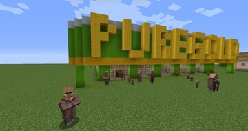 Puregold Supermarket Minecraft Map & Project
