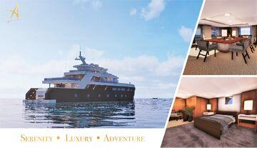 'The Argosy' - Ultra-Realistic Luxury Yacht Minecraft Map & Project
