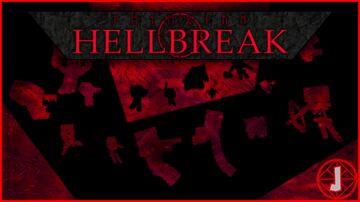 HELLBREAK | 1.17 Singleplayer Arena FPS Minecraft Map & Project