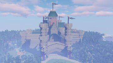 Kingdom of ARKROSED Minecraft Map & Project