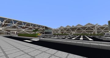Los Ricos Airport Minecraft Map & Project