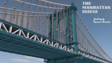 Manhattan Bridge Minecraft Map & Project