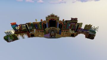 Tomorrowland 2019 Main Stage Minecraft Map & Project