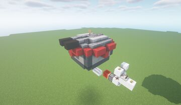 HAB  -  20Hz Antibounce TNT Cannon ( Adjustable Arc | Movecraft Compatible | Antibounce | Turret ) Minecraft Map & Project
