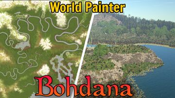 Bohdana - Custom World in Conquest Reforged [DOWNLOAD] Minecraft Map & Project