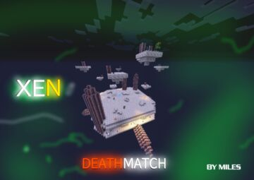 XEN Stage 1 MAP Half Life PVP 1.12.2 Minecraft Map & Project