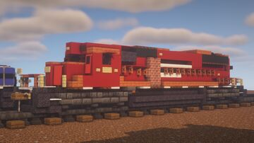 Canadian Pacific - EMD SD60-3 Minecraft Map & Project