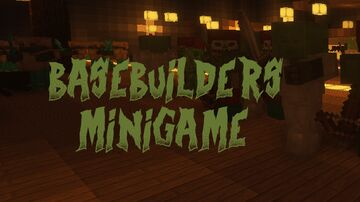 —(••÷[ 💣【BASEBUILDERS MINIGAME】💥 ]÷••)— Minecraft Map & Project