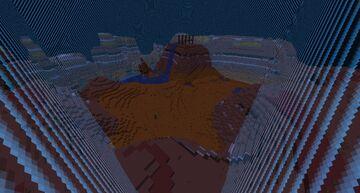 1v1 Mesa Biome Season 1(The Beginning) Minecraft Map & Project