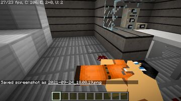 scp lockdown survival Minecraft Map & Project