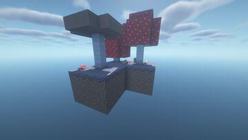 Sky Block 1.0 - 2.5 Minecraft Map & Project