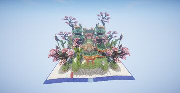 Fantasy japan book ► Moddragon Minecraft Map & Project