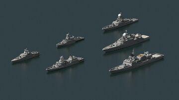 Fleet No. 2 Hoang Sa Minecraft Map & Project