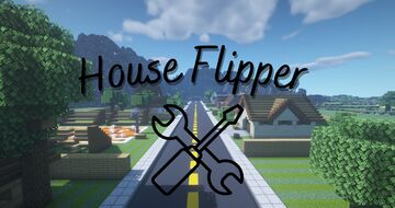 [1.16.5] House Flipper Minecraft Map & Project