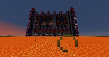 Demon's Vault Minecraft Map & Project