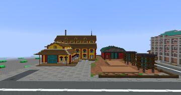 Tropico 5 Creamery Minecraft Map & Project