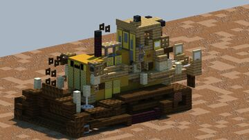 Fiat-Allis HD31, Dozer [With Download] Minecraft Map & Project