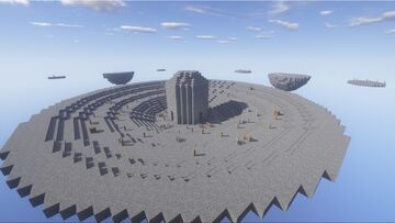 Skywars Map (discotheque) Minecraft Map & Project