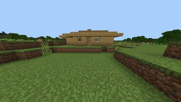 Starter house Minecraft Map & Project