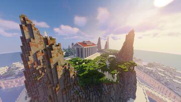 Atlantis (1.17) Minecraft Map & Project