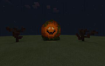 Halloween build by darkmazeblox. Minecraft Map & Project