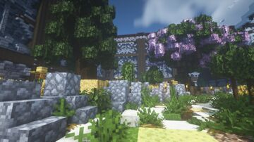 wall clearing  (Spawn) Minecraft Map & Project