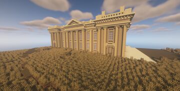 Wayne Manor and Batcave Minecraft Map & Project
