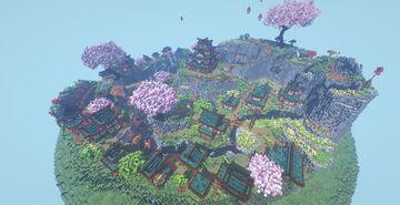 Server Lobby (Oriental Theme) Minecraft Map & Project