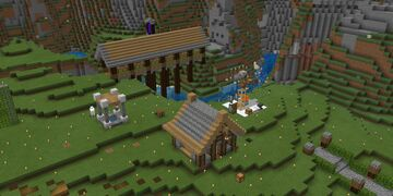 Yuuto Survival 2021 1.16.210.05 Day 725 Minecraft Map & Project