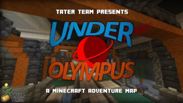 Under Olympus - A Puzzle-Adventure Map by The Tater Team (1.17.1) Minecraft Map & Project