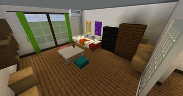 HIMOUTO! UMARU-CHAN (Apartment) Minecraft Map & Project