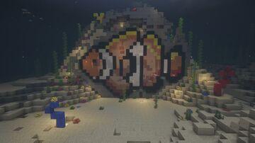Minecraft Underwater FIsh House Minecraft Map & Project