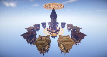 Cuckoo Clocks Skywars Map Minecraft Map & Project