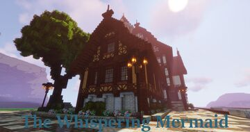 The Whispering Mermaid Minecraft Map & Project