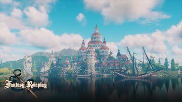 [FRP] Glarenydd - Fantasy Elven City Minecraft Map & Project