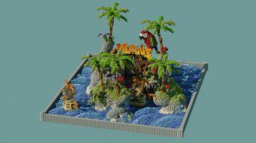 Tangaroa   Server Spawn   Minecraft Map & Project