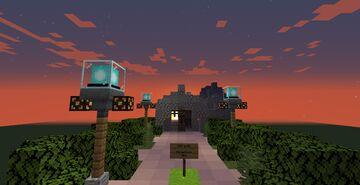 DroomCraft Minecraft Map & Project