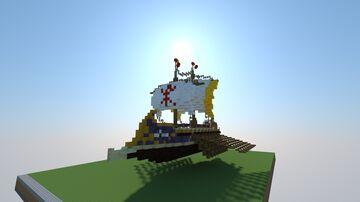 Tomb raider Byzantine Trireme 16.5 Minecraft Map & Project