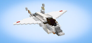 Su-75 Checkmate Minecraft Map & Project