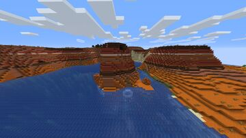 Underwater Mountain Base Minecraft Map & Project