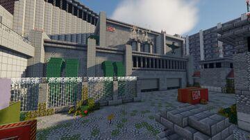 Arstotzka (Zombie Manic Submission) Minecraft Map & Project