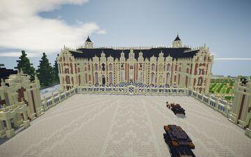 Palacio de Luis XII Minecraft Map & Project