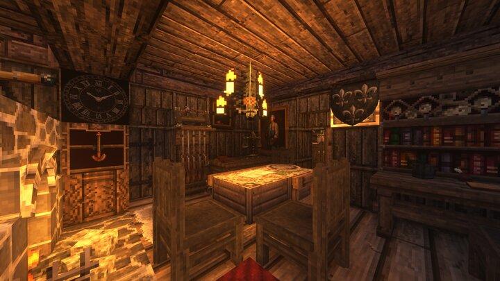 commander's house
