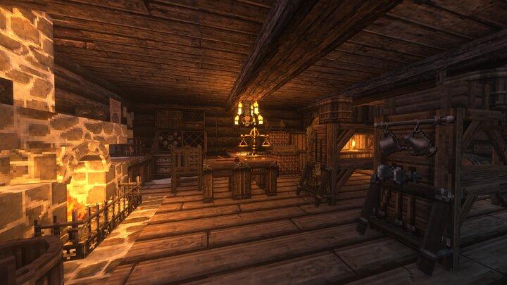 quartermaster's office