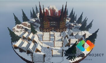 ❄️Christmas Event map ❄️ Minecraft Map & Project