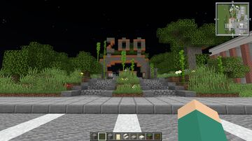 Zoo Entrance (Free DownLoad) Minecraft Map & Project