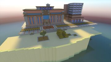 DC Universe Online Map (Work In Progress) Minecraft Map & Project