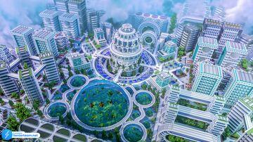 Capital City Minecraft Map & Project